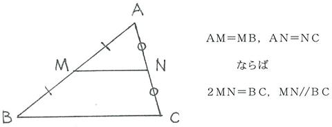 連結 定理 点 中